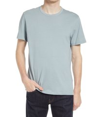 men's madewell garment dyed allday crewneck t-shirt, size small - grey