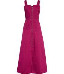 rachel comey roveli sleeveless dress, size 0 in raspberry at nordstrom
