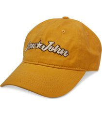 sean john men's logo cap