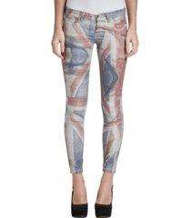 gobstopper - pepe jeans - broeken - blauw
