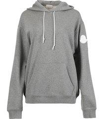 oversized hoodie jumper, grey