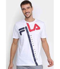 camiseta fila pixel tiger masculina - masculino