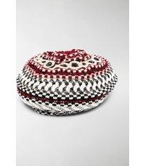 missoni crocheted beret