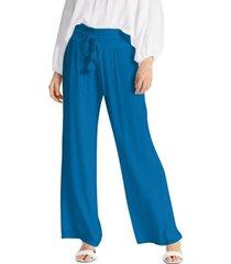 inc textured drawstring-waist pants, created for macy's