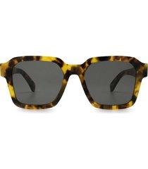 retrosuperfuture retrosuperfuture vasto spotted havana sunglasses