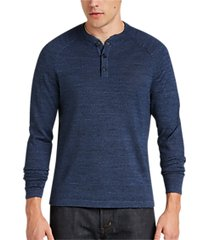joseph abboud sapphire henley sweater