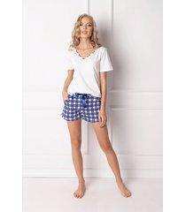 aruelle - piżama blumy short