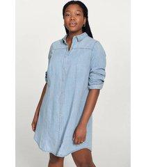 skjortklänning jemma l/s long shirt dress