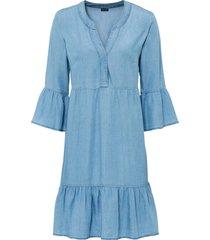 tunikaklänning i tencel™ lyocell