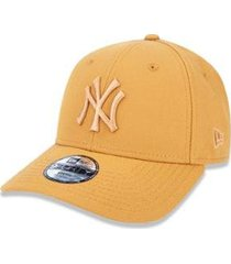 boné 940 new york yankees mlb aba curva strapback new era