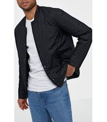 premium by jack & jones jprshallow light jacket bla jackor svart