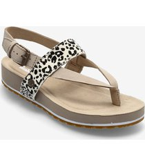 malibu waves thong shoes summer shoes flat sandals svart timberland