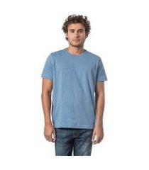 camiseta básica comfort taco masculina