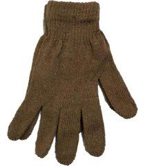 guantes marrón trendy
