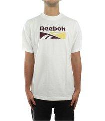 overhemd korte mouw reebok sport gc9267