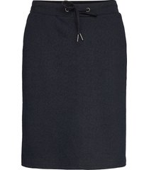 sc-kammy knälång kjol blå soyaconcept
