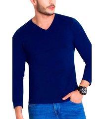 camiseta azul rey cachet