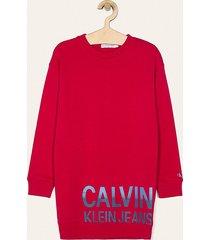 calvin klein jeans - sukienka dziecięca 116-176 cm