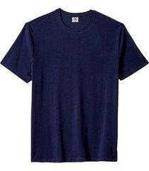 camiseta masculina básica algodão premium - masculino