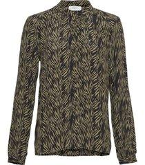 blouse calie groen