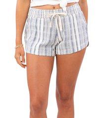 women's rip curl montauk stripe shorts