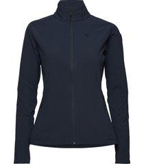 dobbie w jacket outerwear sport jackets blå 8848 altitude