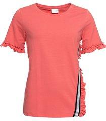 maglia con applicazione (rosso) - bodyflirt