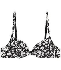 reggiseno push-up moscow stampato
