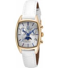 reloj blanco s.coifman
