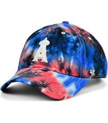 '47 brand anaheim angels truckin' usa clean up cap