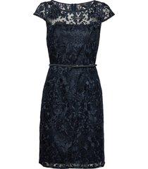 dresses light woven jurk knielengte blauw esprit collection