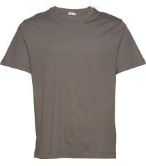 m. single jersey tee t-shirts short-sleeved grön filippa k