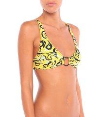 dvf x onia bikini tops