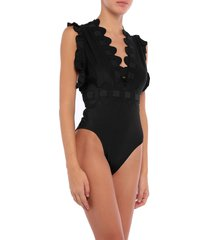 sea one-piece swimsuits