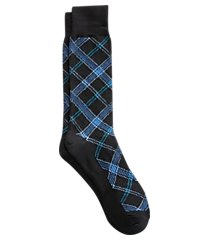 jos. a. bank basketweave mid-calf socks, 1-pair clearance
