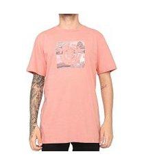 camiseta element four season masculina