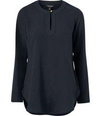blus triple georgette shirt