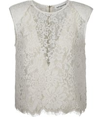 cord lace sleeveless top