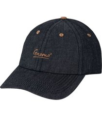 gorro trad p-n black denim - gnomo