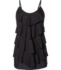 abito da bagno modellante premium (nero) - bpc selection