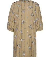 srkimberly short dress kort klänning beige soft rebels