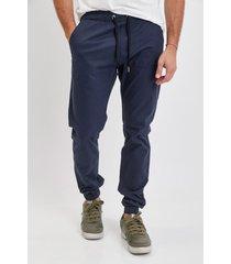 pantalón azul el genovés jogger