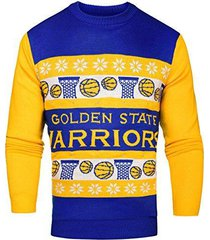 nba golden state warriors one too many light up sweater, xx-large