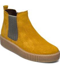 ankle boot shoes boots ankle boots ankle boot - flat gul gabor