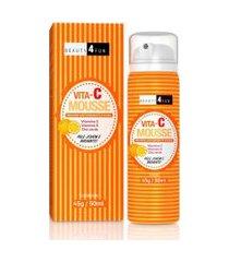 mousse antioxidante facial vita-c beauty 4 fun | beauty 4 fun | 50ml