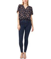 1.state v-neck blouse