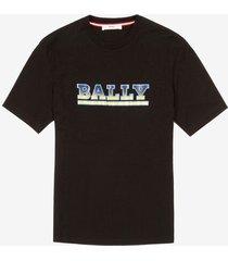 b print t-shirt black xl