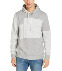 sun + stone men's pieced hoodie, created for macy's