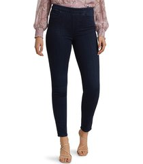 paige women's hoxton high-rise pull-on ultra skinny jeans - love - size 23 (00)