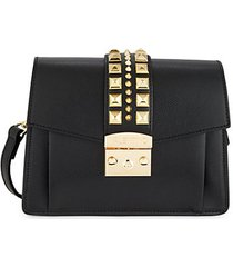 mini adin leather crossbody bag